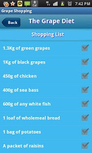 Diet Manager - screenshot thumbnail