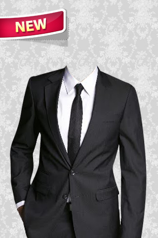 American Man Suit Fashion New