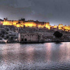 Amber fort, Jaipur by Ashish Garg - Buildings & Architecture Public & Historical ( amner fort, jaipur, india,  )