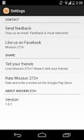 Screenshot of Mission 272+