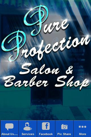 Pure Profection Salon Barber