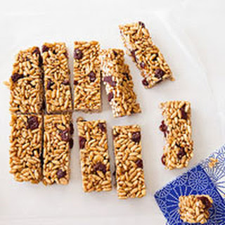 Puffed Rice Cereal Bars Recipes.