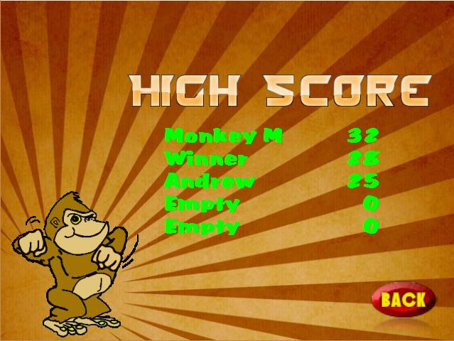 Screenshots for Monkey Maths