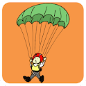 Doodle Parachute Attack icon