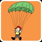 Doodle Parachute Attack
