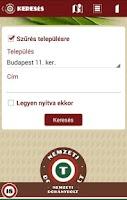 Screenshot of Tobacco Shop Finder