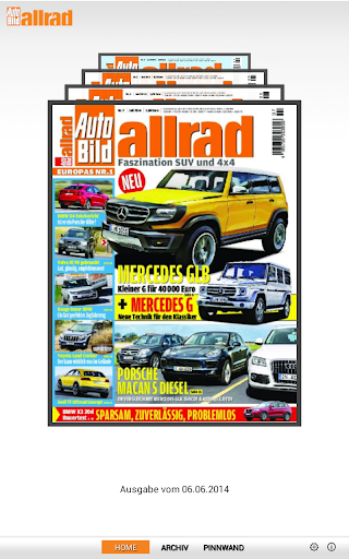AUTO BILD ALLRAD