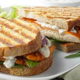 Marzetti® Buffalo Blue Cheese Chicken Panini