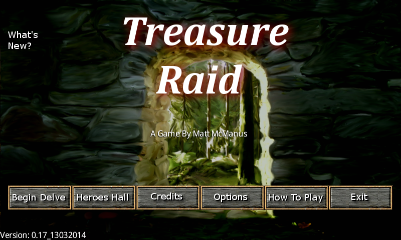 Treasure Raid- screenshot