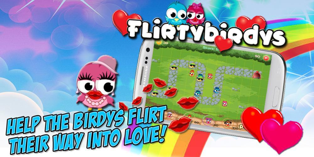 Flirty Birdys Pro - screenshot