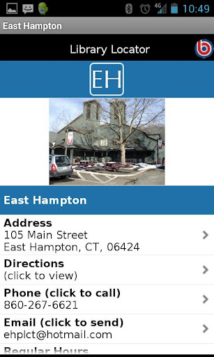 【免費書籍App】East Hampton Public Library-APP點子