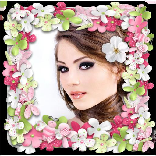 鮮花相框 攝影 App LOGO-APP試玩