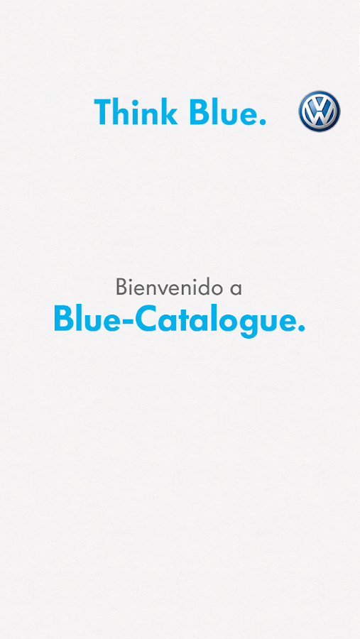 Blue-Catalogue - screenshot