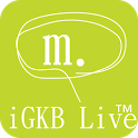 iGKB Live icon