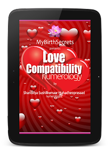 Love Compatibility Numerology