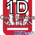 One Direction Sayings icon