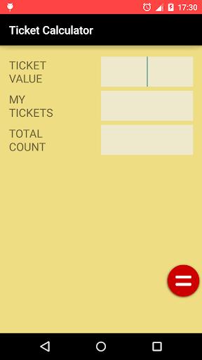 Ticket Calculator