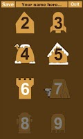 Screenshot of Gingerbread Multiplication