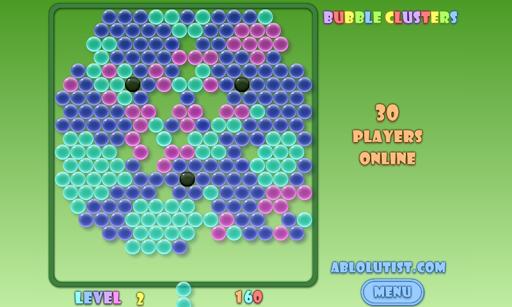 Bubble Clusterz: Match 3
