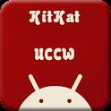 Kitkat Clock & Date UCCW Skin