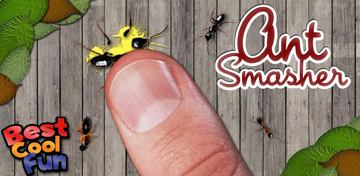 Ant Smasher, Best Free Game 4.0 apk