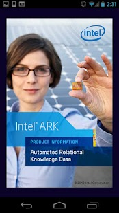 Intel® ARK (Product Specs) - screenshot thumbnail
