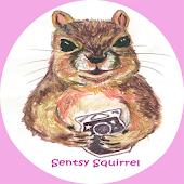 Scentsy Squirrel