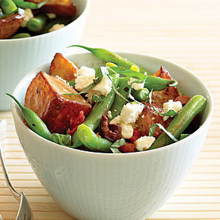 Roasted Potato and Green Bean Salad