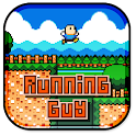 Running Guy icon