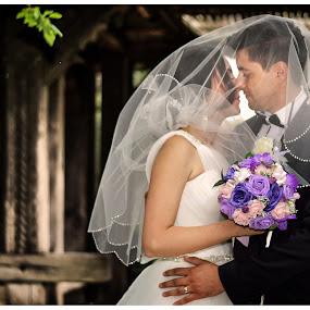 by Doru Iachim - Wedding Bride & Groom (  )