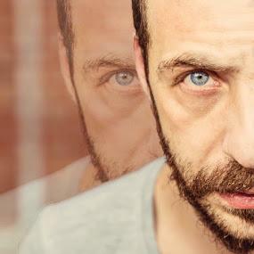 by Diamantis Matthelis - People Portraits of Men (  )