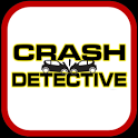 Crash Detective Accident App icon