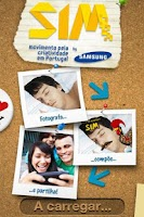 Screenshot of Samsung SIM