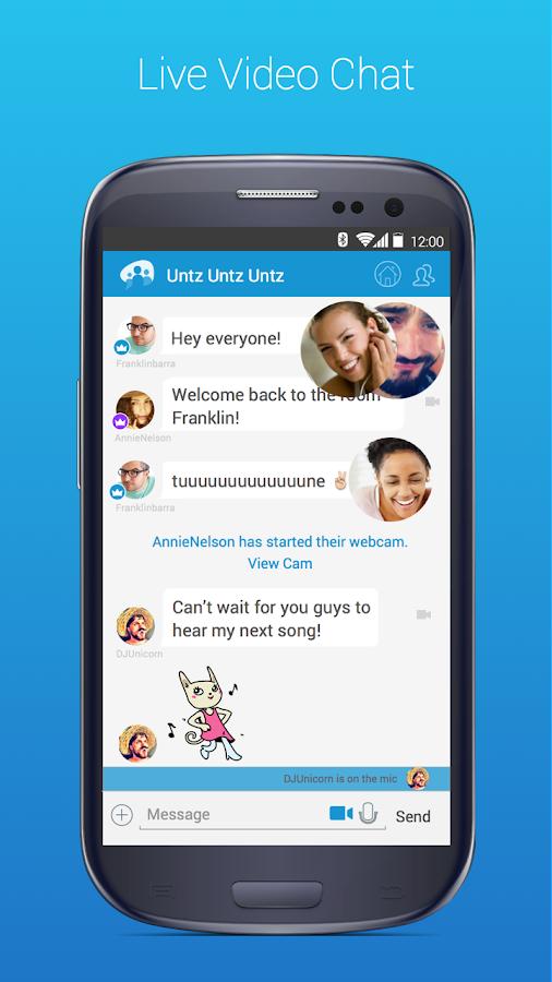 norske apper android gratis webcam chat