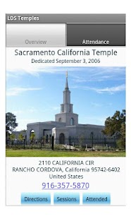 LDS Temples - screenshot thumbnail