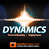 Audio Recording - Dynamics