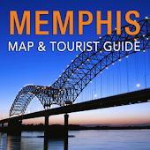 Memphis Map & Tourist Guide