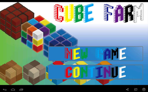 큐브 팜 - Cube Farm