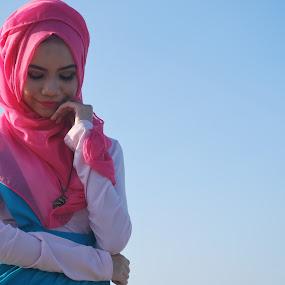 Love by Shafiq Azli - People Fashion ( love, melawi, fashion, kelantan, beach )