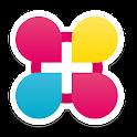 [+]HOME (plushome) logo