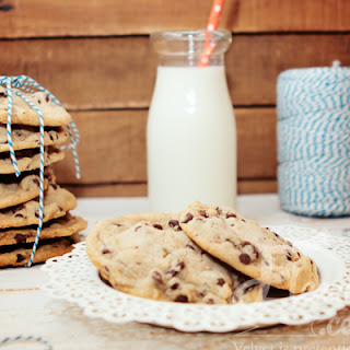 Super Soft Chocolate Chip Cookie