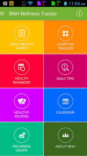 【免費健康App】BNH Wellness Tracker-APP點子