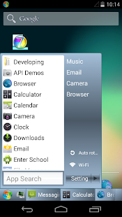 Taskbar 7- screenshot thumbnail