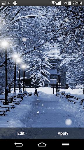 Citaten Winter Apk : Winter live wallpaper for android