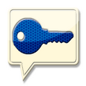 SMS Key TM icon