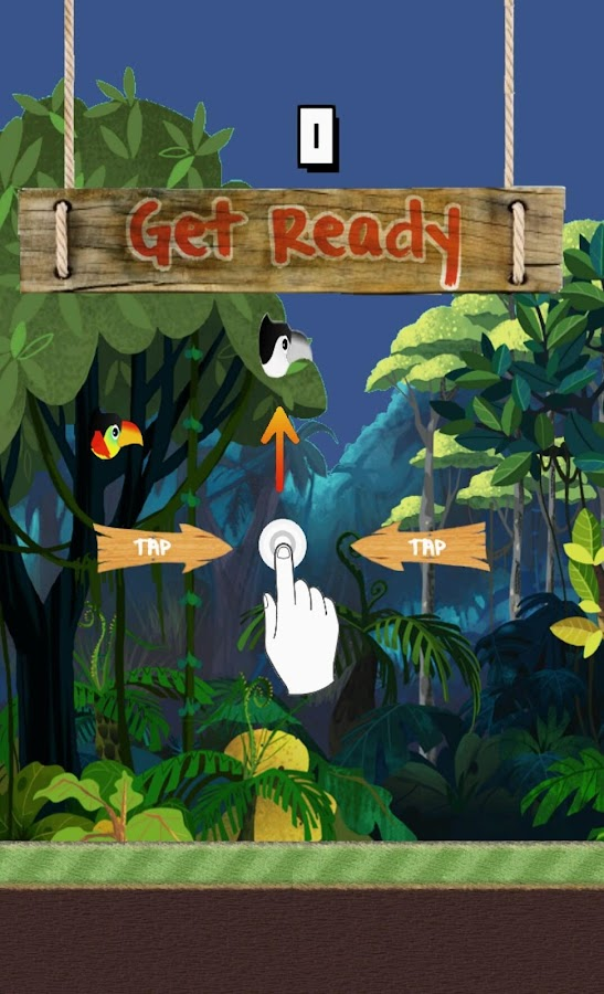 Toucan Ride- screenshot