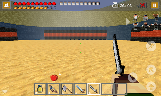 11 Survival Games App screenshot