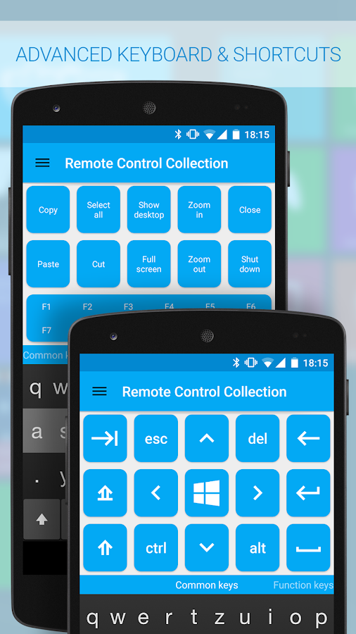 Remote Control Collection Pro- screenshot