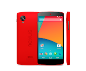 Nexus 5 (32GB, Bright Red)