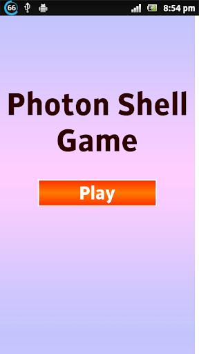 Photon Shell Game
